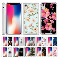 For Apple iPhone XR Slim Fitted Flexible TPU Case Shock Clear Bumper