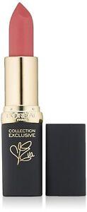L'Oréal Lipstick Color Riche Matte , 703 Matte-Moiselle Pink 2 Pack