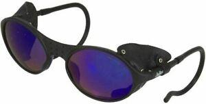 Julbo Sherpa Mountaineering Glacier Sunglasses, Spectron 3 Lens Black