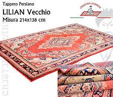 Tappeto Persiano Annodato a mano LILIAN SARUK Misura 214x138cm Vello Lana