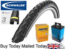 Schwalbe Land Cruiser Mountain Bike Trail Tarmac Tyre 26 x 1.75 AntiPuncture MTB