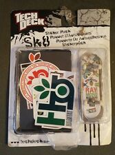 Tech Deck SK8 Sticker Skateboard Fingerboard Pack Toy Machine Limited Edition