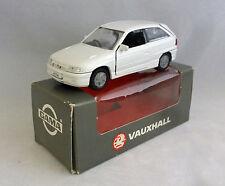 Gama Vauxhall Astra Hatchback White 1/43 Scale
