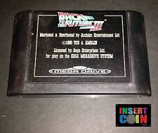 JUEGO SEGA MEGA DRIVE BACK TO THE FUTURE III  (PAL)