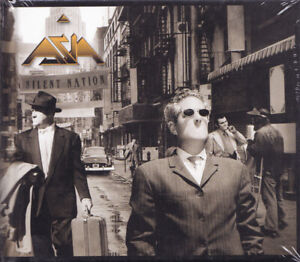 ASIA Silent Nation GER Inside Out 6 93723 01022 9 2004 Special Edition Cd + Dvd
