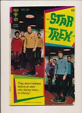 Star Trek (Gold Key 1970)  #8