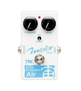 Maxon FA10 Fuzz Elements Air - Shin Ei / Univox Super Fuzz  Voiced Fuzz pedal