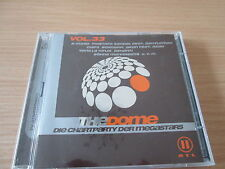 THE DOME - DIE CHARTPARTY DER MEGASTARS - VOL.33 - CD - GEBRAUCH T - TOP-ZUSTAND