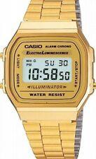 Casio Uhr A168WG-9EF Unisex Armbanduhr Digitaluhr Retro Watch Neu