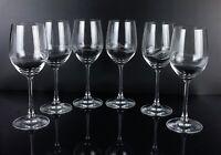 6x Spiegelau Weingläser Kristallglas Portweingläser Kristall Rotweinglas gravur