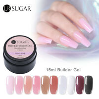 UR SUGAR Poly Builder UV Gel Quick Building Nail Tips Finger Extension Gel 15ml