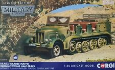 Corgi  CC60013 1:50 Scale   Sd.Kfz.7 Krauss-Maffei Medium Towing Half-Track
