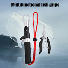 FS-1005 2pcs Fishing Pincers Pliers Grip Multifunctional Clamp Outdoor Tool