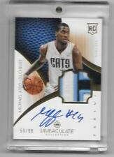 2012-13 Michael Kidd-Gilchrist Immaculate AUTO PATCH RC #D 59/99 (T145)