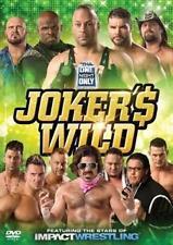 Diverse - TNA Wrestling - One Night Only: Joker's Wild Tag Team (OVP)