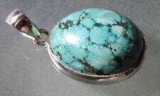 Handmade Turquoise Fine Pendants