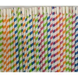 paper Slush, Milkshake, Smoothie, Spoon straws 8x200mm,PAPER,Spoon straw,Slush,