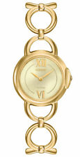 Citizen Eco-Drive Women's EX1452-53P Refurbished Gold-Tone Bangle 27mm Watch