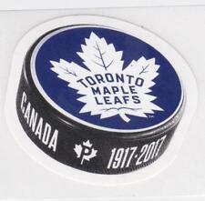 Canada 2017 Toronto Maple Leafs 100th Anniversary - MNH