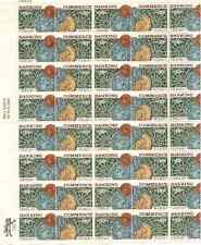 Scott #1577/8...10 Cent...Banking/Commerce...Sheet of 40 Stamps