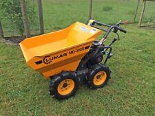Lumag Wheeled Mini Dumper Md300r Skid Steer 4wd VAT