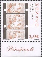 Monaco 2012 Auguste Lumiere/Film/Cinema/Movies/People/Inventions 1v (mc1122)
