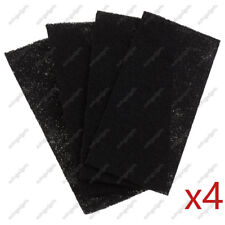 4pcs Replacement Carbon Booster Filters Fit HolmesTotal Air Purifier Aer1 Series