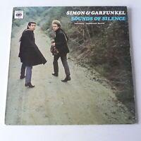 Simon & Garfunkel - Sounds of Silence - Vinyl LP Early UK Press Orange Label EX+