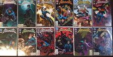 146 Nightwing Comic Book lot 1-11, 16-64, 67-95, 97-127, 128-137, 139-147 DC NM