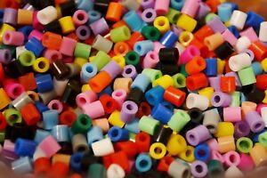 Sachet 2000 perles à repasser hama couleur mix en mélange