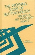 Progress in Self Psychology, V. 9: The Widening Scope of Self-ExLibrary