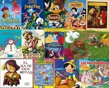 40 Cuentos Infantiles Classicos en Español  Storybook Classics in SPANISH
