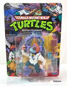 Vintage Teenage Mutant Ninja Turtles BAXTER STOCKMAN Playmates 1989
