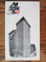 Vintage Postcard North American Building Philadelphia Pennsylvania