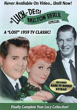 The Lucy-Desi Milton Berle Special DVD, Lucille Ball, Desi Arnaz and Milton Berl