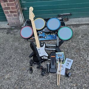 Rock Band: Band in a Box (Xbox 360) complete set