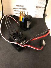 Hobbywing WP-10BL50 3500KV Brushless ESC Motor Fits Traxxas 1/10 Slash 2wd 4X4