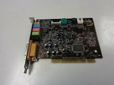 Creative Labs Sound Blaster Live! SB0200 Dell 0R533 PCI Audio Sound Card