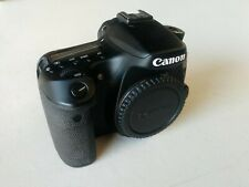 Used Canon EOS 70D Camera Body 46000 shutter ct & EOS 70D Canon Neck Strap
