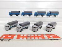 CA540-0,5# 8x Wiking 1:87/H0 LKW/Lastwagen Büssing, sehr gut