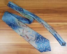 Krawatte von C&A 100% Polyester Schlips, Binder ~142cm