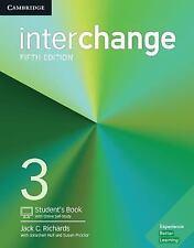 INTERCHANGE LEVEL 3 + ONLINE SELF-STUDY - RICHARDS, JACK C./ HULL, JONATHAN/ PRO