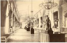 France, Versailles, Galerie des Cotelle au Grand Trianon  Vintage albumen print