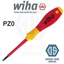 Wiha Soft Finish Electric Screwdriver Pozidriv Pz0 00877 VDE 1000v