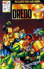 Law of Dredd, The #10 VF/NM; Fleetway Quality | save on shipping - details insid