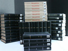 """FORTY-TWO YEARS OF """"TRADITIO"""" 1943-1987. Vol. 1 to Vol. 43"""