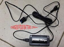 Chargeur électronique pour batterie lithium
