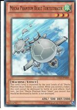 YU-GI-OH: MECHA PHANTOM BEAST TURTLETRACER - SUPER RARE - LTGY-EN000