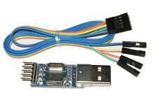 RS232 TO USB SERIAL CONSOLE ADAPTER |  TTL UART PL2303 | ARDUINO, RASPBERRY Pi