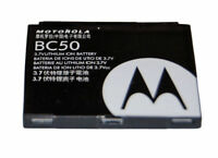 🔋 OEM  MOTOROLA BC50 OEM 700mAh 3.7V REPLACEMENT BATTERY